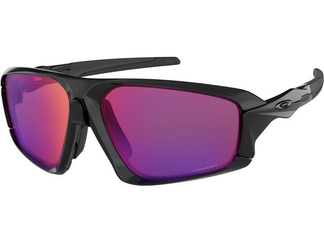 Oakley Field Jacket Cykelglasögon pink/svart